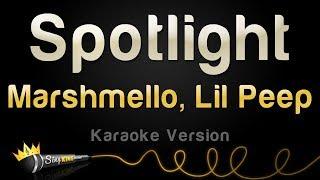 Download Mashmello x Lil Peep - Spotlight (Karaoke Version) Mp3 and Videos