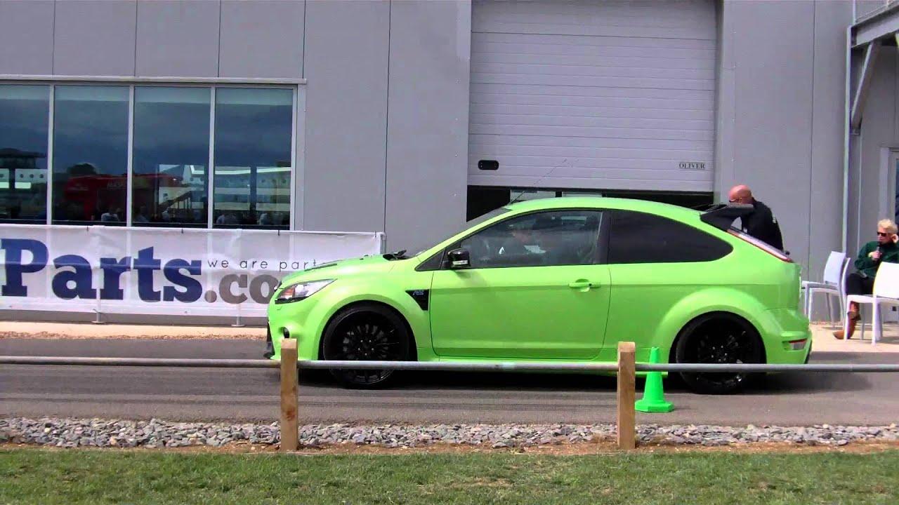 Ford Fair 2011 Focus RS 0 60