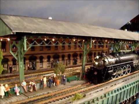 3rd Rail C&NW H-1 4-8-4