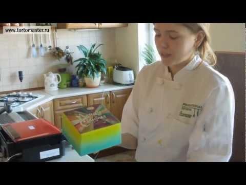 Как работает пищевой принтер Торт3?