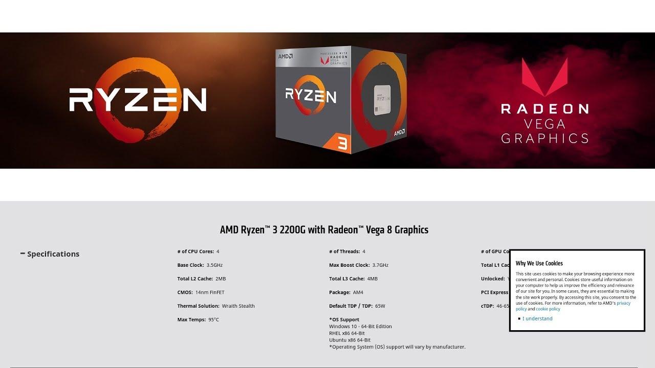 Ryzen 3 Ubuntu