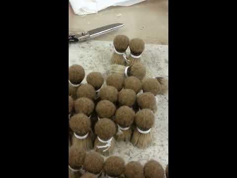Simpsons PERSIAN JAR 1 Shaving Brush video_1