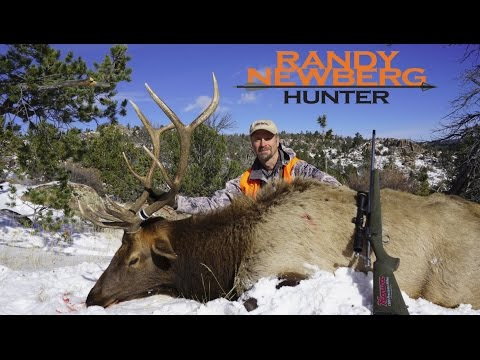 Hunting Wyoming elk with Randy Newberg and Friends (FT S4 E5)