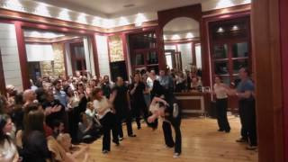 Athens Swing Cats Snowball 2016 * Advanced Lindy Hop