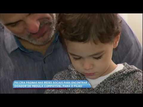 Pai pede ajuda nas redes sociais para salvar filho com doença rara