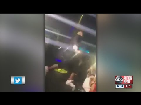 Young woman kicked by Kevin Gates in Lakeland talks