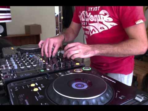 Electro House Mix Jamie Scott