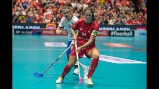 2019 Women's WFC - SUI v CZE (Semi-final)