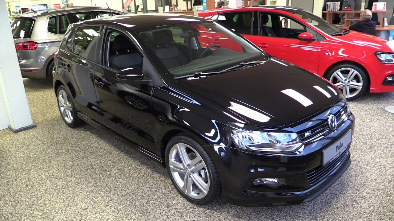 volkswagen polo r line 2016 in depth review interior. Black Bedroom Furniture Sets. Home Design Ideas