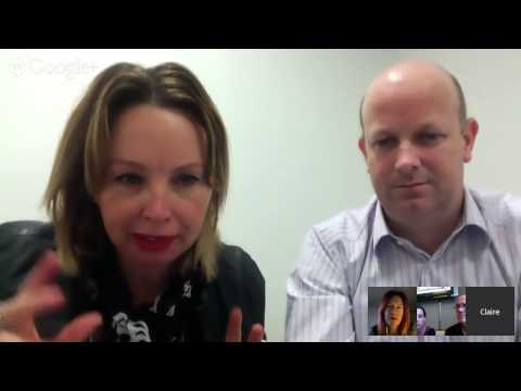 LIVE from #fuse14 - New Zealand Hangout
