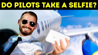 19 Surprising Things Pilots Do Onboard