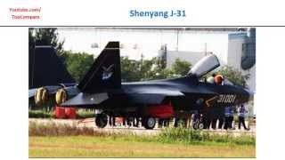 Shenyang J-31 vs Saab JAS 39 Gripen, Fighter Aircraft performance