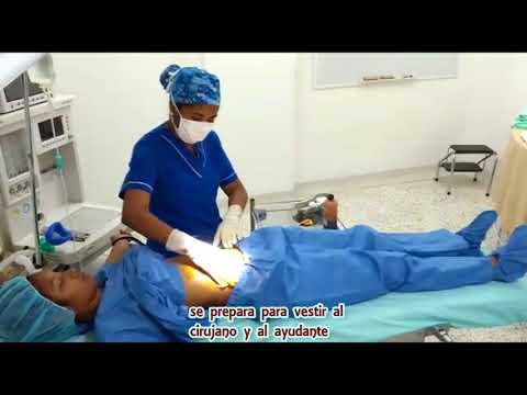 Recuperacion miomectomia por laparotomia