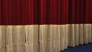 Theater- und Veranstaltungsvorhänge und Vorhangantriebe von Tüchler