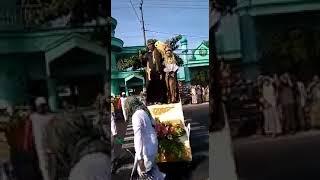 Gambar cover Video lucu pengantin terjatuh