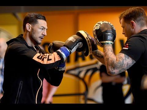 Melhores momentos do Treino Aberto do UFC Nashville