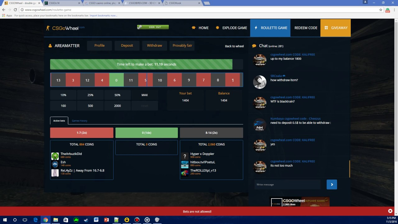 Size matters csgo betting weighing the odds in sports betting how to calculate a teams chance of winning