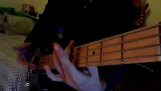 Red Hot Chili Peppers Aeroplane Bass Cover