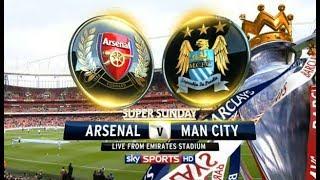 مباراة ارسنال ومانشستر سيتي بث مباشر