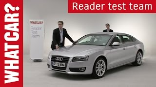 Audi A5 Sportback customer reviews - What Car?
