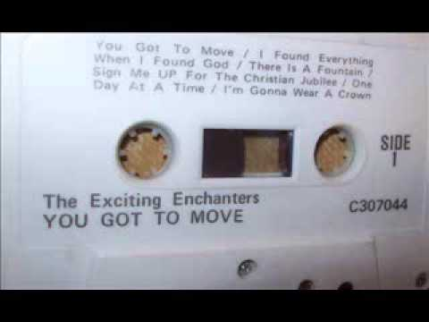 The Exciting Enchanters - Sign Me Up For The Christian Jubilee