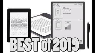 Best e-Readers of 2019... So far