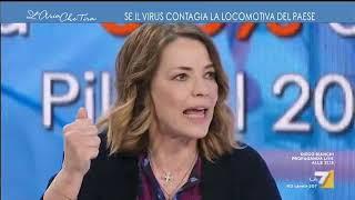 Elisabetta Gardini contro Luigi Di Maio: