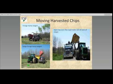 Short Rotation Woody Crops in the Northeast - Northeast Bioenergy Webinars 2011 08 26