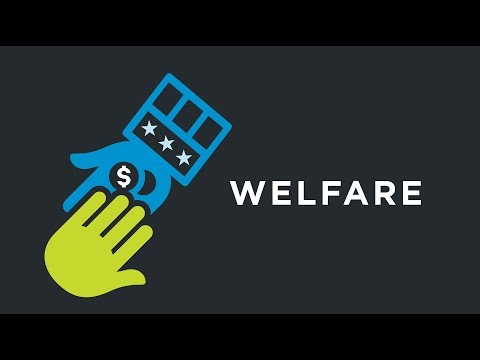 America's Biggest Issues: Welfare
