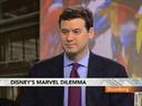 RBC Capital's Bank Discusses Disney's Marvel Assets: Video
