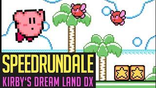 Kirby's Dream Land DX-Speedrun (Any%) in 17:55 von Gregor | Speedrundale