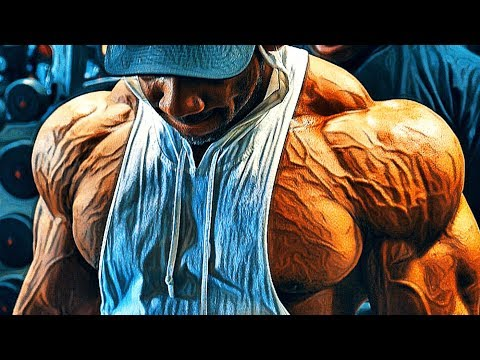 Shawn Rhoden – I WILL BE  MR. OLYMPIA – Motivational Video