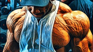 Shawn Rhoden - I WILL BE  MR. OLYMPIA - Motivational Video
