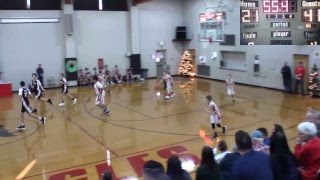 SMS 7th Grade Boys Basketball vs St Thomas More