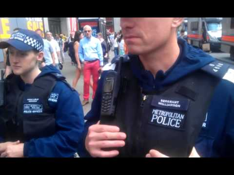 TSG at March against austerity