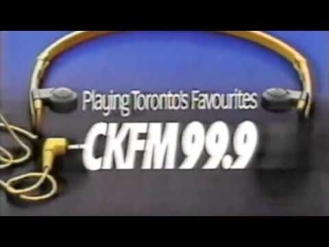 CKFM 99.9 - CKO 99.1 Toronto - 1986