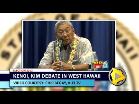 Mayor candidates debate in Kona over West Hawaii policies
