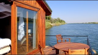 Hakusembe River Lodge, Namibia - the perfect Honeymoon Spot with Beach-Feeling