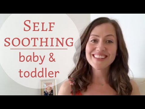 Teaching Babies & Toddlers to Self-Soothe While Night Weaning