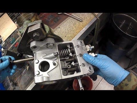 Anleitung Reparatur Bosch Einspritzpumpe Teil1: Pumpengehäuse / Bosch Injection Pump Repair