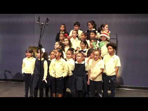 Feliz Navidad- Esperanza academy elementary school 2nd grade