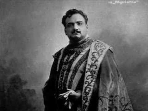 Enrico Caruso - Rigoletto  Ella mi fu rapita 1913