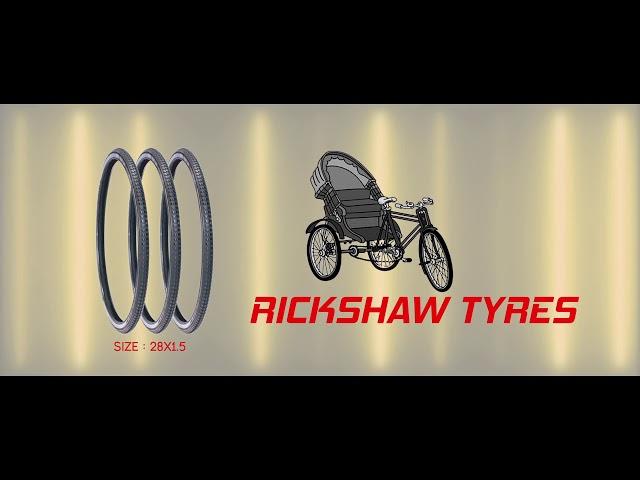 Gazi Rickshaw & Cycle Tyres
