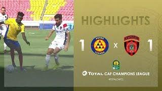 Atlético Petróleos 1-1 USM Alger   HIGHLIGHTS   Match Day 2   TotalCAFCL