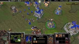 Warcraft 3 Reforged: March of the Scourge