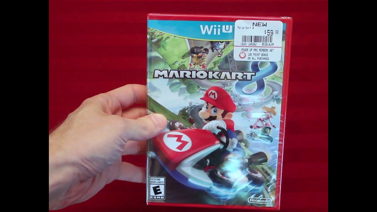 Mario kart 8 unboxing free game download youtube - Mario kart wii gratuit ...