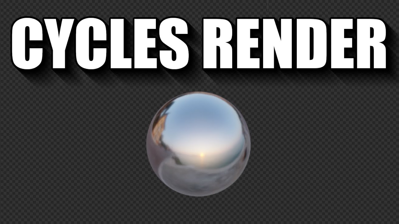 Blender 2 8 Cycles How to hide hdri background but keep lighting and  reflections