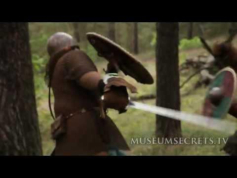 Uflberht Viking Sword Put to the Test on Museum Secrets (Vlog)