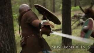 Uflberht Viking Sword Put to the Test on Museum Secrets (Vlog)
