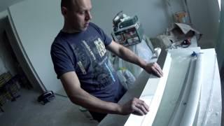 видео Купить гипсокартон Danogips (ГКЛ) 2500x1200x12,5 мм в Череповце